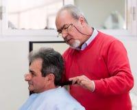 Barber Hairdresser fotos de stock