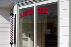 Barber Shop Fotografía de archivo libre de regalías