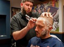 Barber Shop 5 Royalty-vrije Stock Afbeeldingen