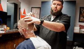Barber Shop 6 Royalty-vrije Stock Afbeeldingen