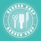 Barber shop Stock Photography