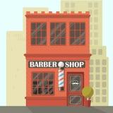Barber shop Stock Photos