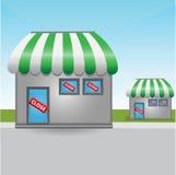 Barber shop. I best image seller style Stock Photography