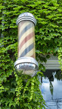 Barber shop sign Royalty Free Stock Image
