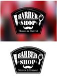 Barber Shop-tekens Royalty-vrije Stock Afbeelding