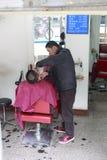 Barber shop Stock Image