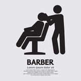 Barber Sign Stockbilder