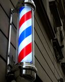 Barber Sign Immagini Stock