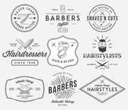 Barber 2 Royalty Free Stock Photo