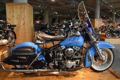 Barber Vintage Motorsports Museum i Leeds, Alabama royaltyfri fotografi