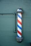 Barberare Pole Royaltyfri Fotografi