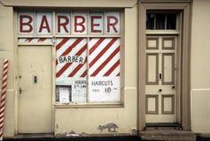 barberare shop2 Arkivbilder