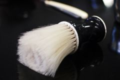 Barberarehjälpmedel royaltyfria bilder