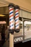 barberaren shoppar Royaltyfri Bild