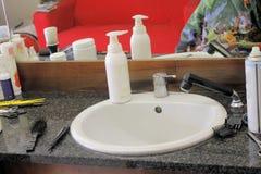 Barberaresalong Arkivfoton
