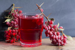 Barberry tea stock images