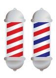 Barbers pole Stock Photography
