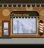 Barbershop απεικόνιση αποθεμάτων