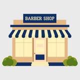 barbershop Fotografia de Stock Royalty Free