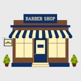 barbershop Foto de Stock Royalty Free