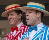 Barbershop Performers at the Magic Kingdom, Anaheim