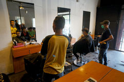 Barbershop Royalty Free Stock Photography