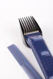 Barbershop tools Stock Photo