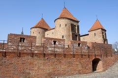 barbican Βαρσοβία στοκ εικόνα με δικαίωμα ελεύθερης χρήσης