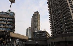 The Barbican Centre Stock Photo