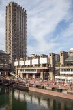 The Barbican Centre, London Royalty Free Stock Image