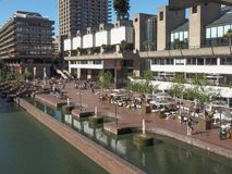 Barbican centre in London Stock Photography