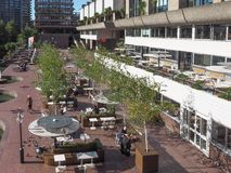 Barbican centre in London Stock Images