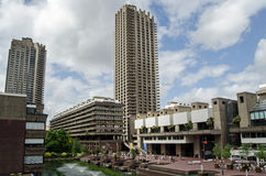 Barbican, City of London Stock Image
