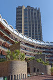 Barbican estate appartments, london Royalty Free Stock Photography
