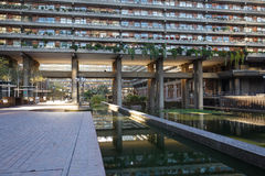 Barbican Estate of the City of London Royalty Free Stock Photos