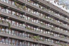 Barbican estate Royalty Free Stock Photos