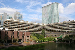 Barbican london Stock Photo