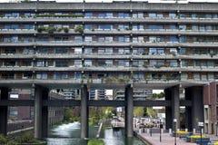 Barbican London Royaltyfria Foton