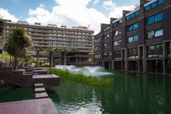 Barbican, London Royalty Free Stock Images