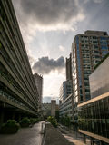 Barbican, London, UK Stock Photography