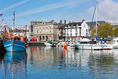 Barbican Plymouth Devon England Royalty Free Stock Photos