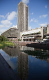 Barbican Tower Block Stock Photo