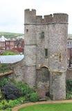 Barbicon замка Lewes Стоковая Фотография RF