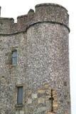 Barbicon of Lewes Castle Stock Photos
