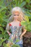 Barbie docka 1 Arkivfoto