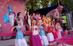 Barbie Doll Stock Foto