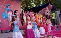 Barbie Doll Arkivfoto