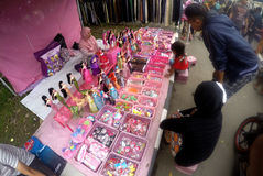 Barbie Doll Fotografia Stock