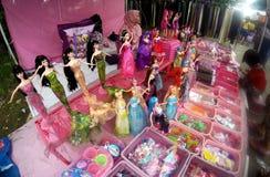 Barbie Doll Fotografia Stock Libera da Diritti