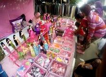 Barbie Doll Fotografie Stock